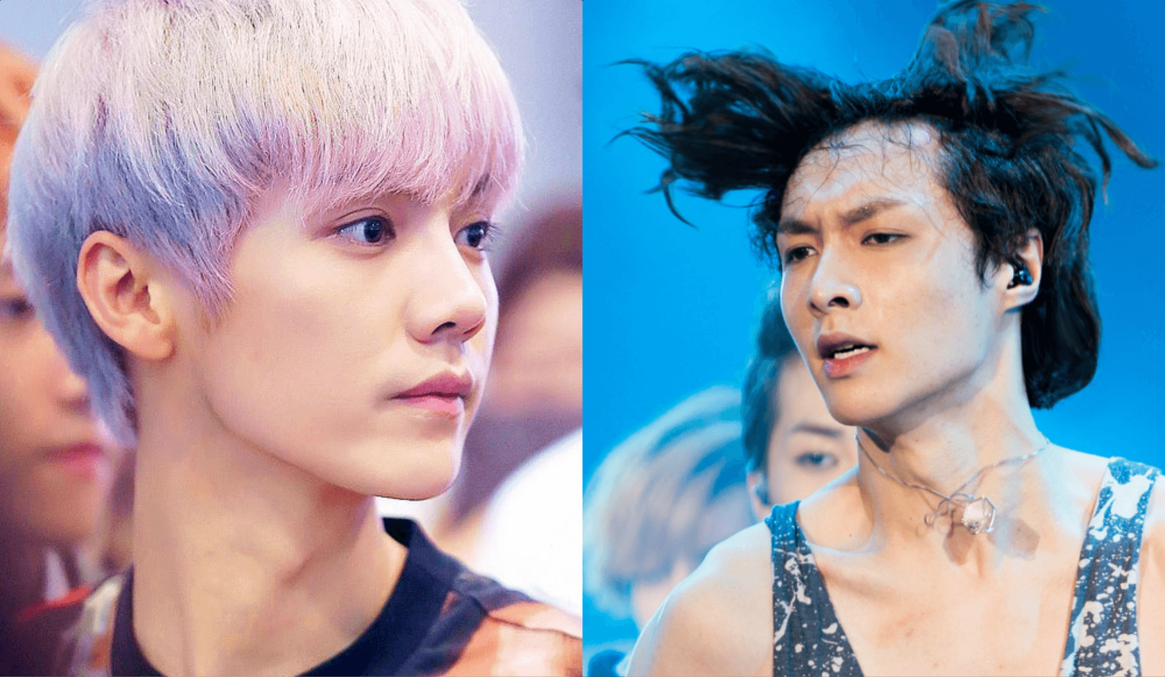 Top 16 Of Exo S Best And Worst Hairstyles