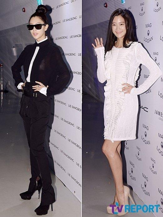 "Clara at ""2014 S/S Seoul Fashion Week"""
