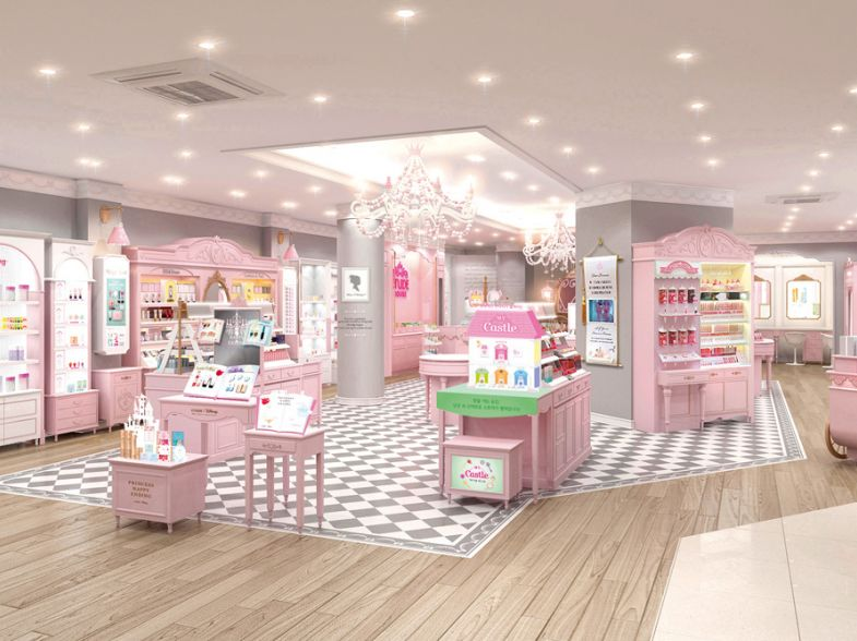 Etude house opens largest flagship store in singapore - The body shop madrid ...