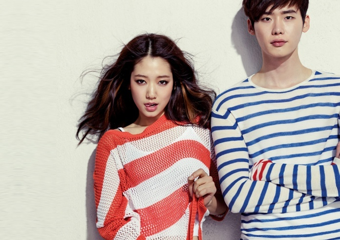 Park Shin Hye, Lee Jong Suk model for jambangee 2013 Summer
