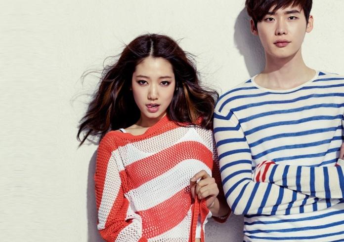 Park Shin Hye, Lee Jong Suk model for jambangee 2013 Summer