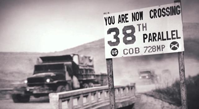 North Korea 38th Parallel