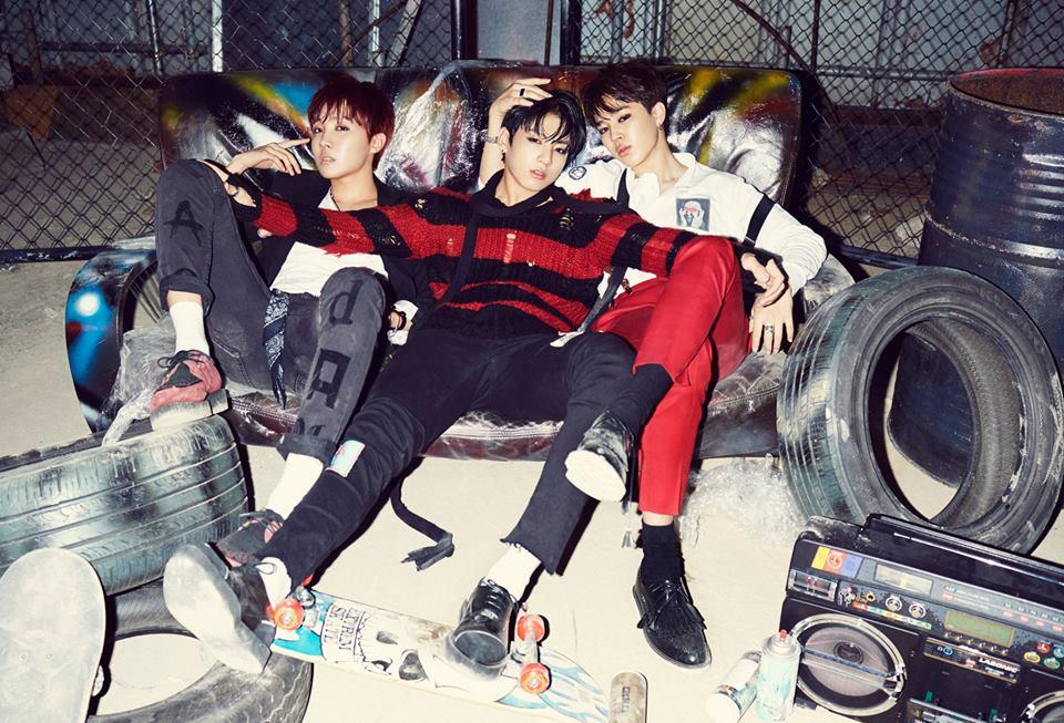 Hormone War - Jimin, Jhope, Jungkook