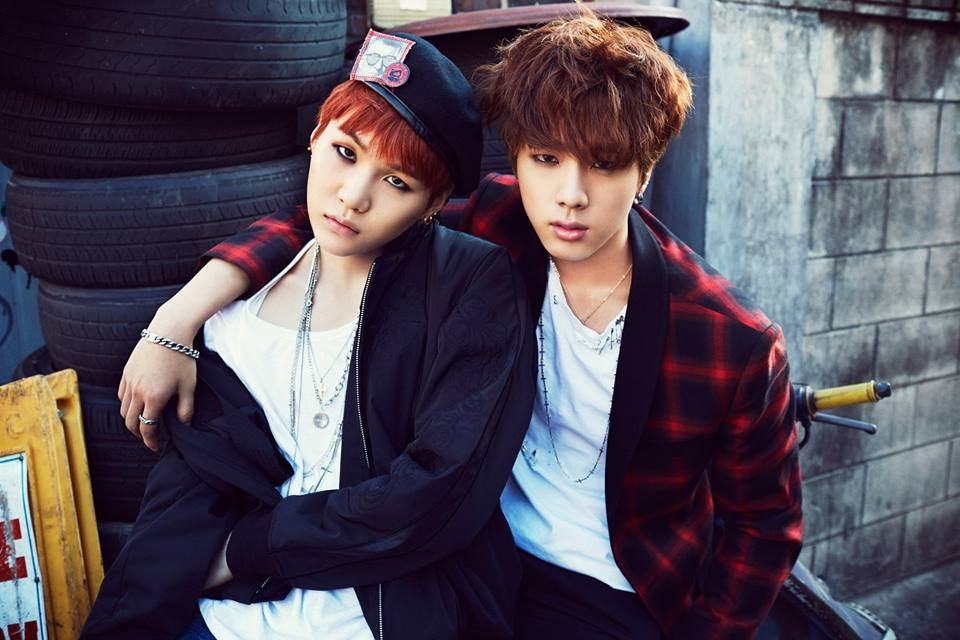 Hormone War - Suga and Jin