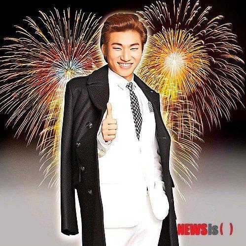 BIGBANG's Daesung with D-Lite