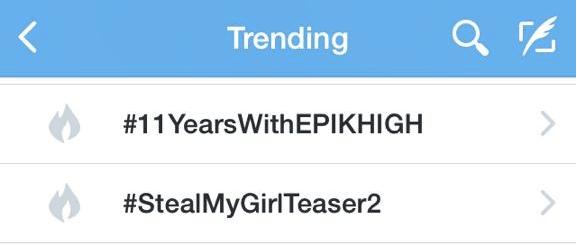 #11YearswithEpikHigh trends worldwide