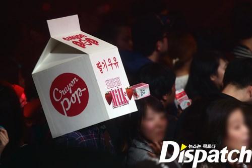 """Strawberry Milk """"OK"""" Mnet"""
