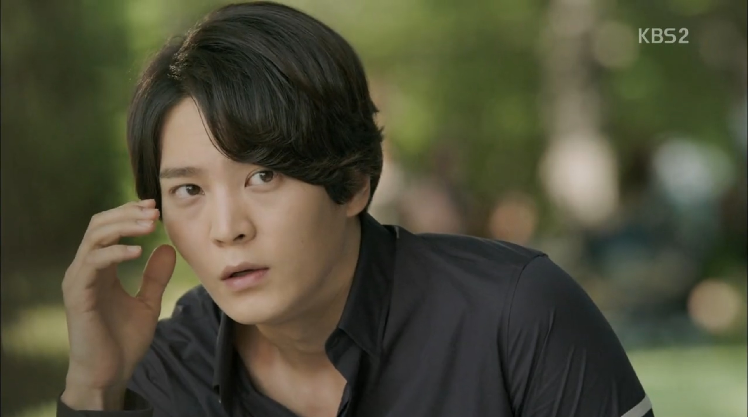 cantabile Yoojin hair