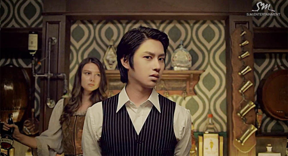 "Caption of Heechul in ""MAMACITA"""
