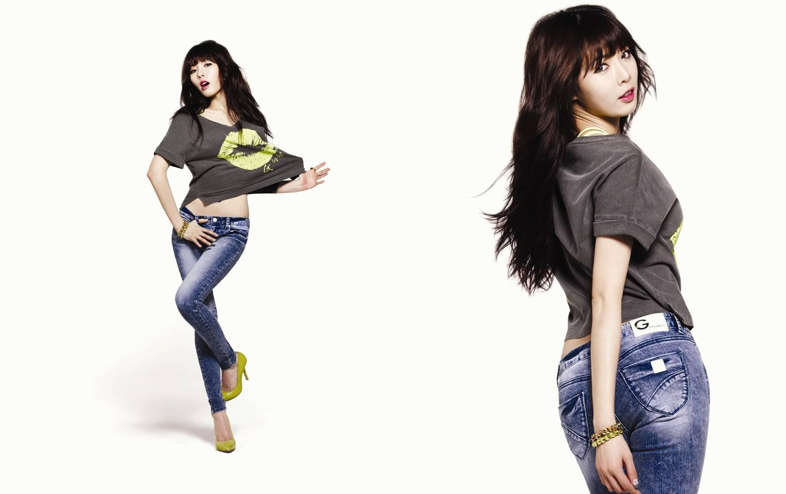 Top 10 Sexiest HQ HyunA Photos - Koreaboo
