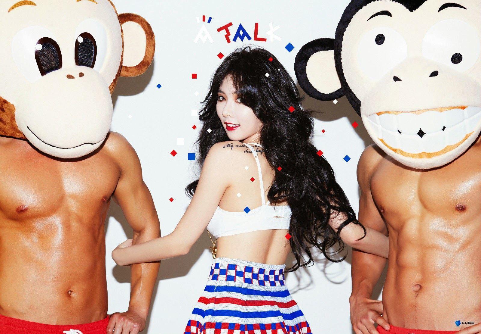 Top 10 Hottest & Sexiest Korean KPOP Idols in underwear