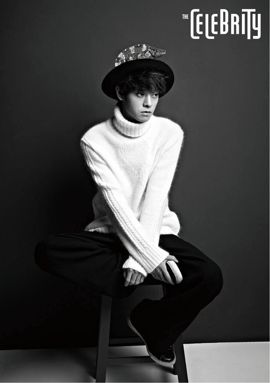 Jung Joon Young for The Celebrity