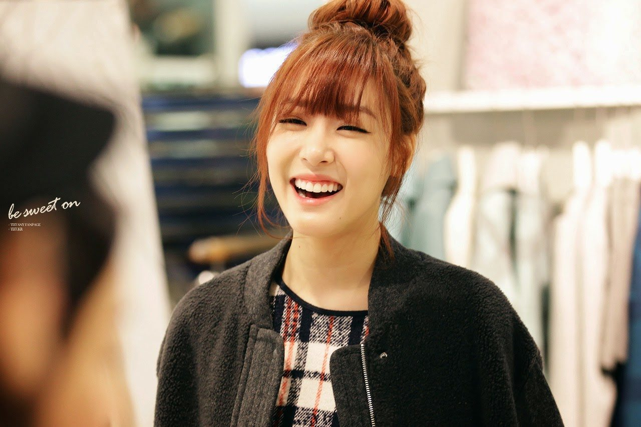 9 Photos That Show Off Girls' Generation Tiffany's ...