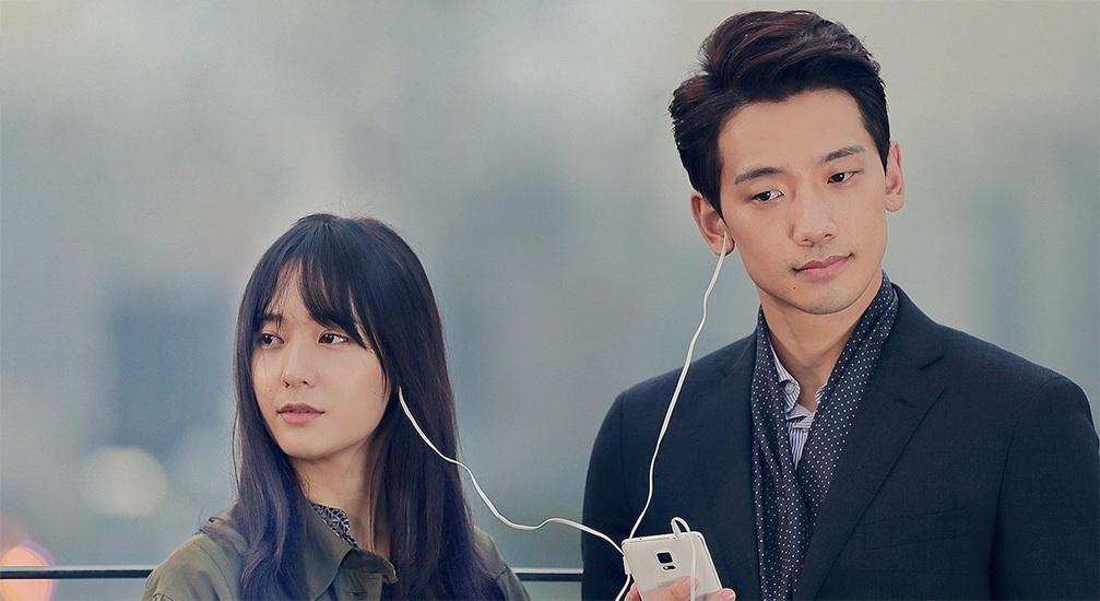 Scene from   My Lovely Girl    F(x) Krystal 2014 Drama