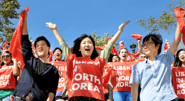 Liberty in North Korea (LiNK) Summit Group