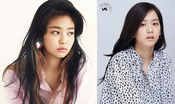 Photos of YG Girls