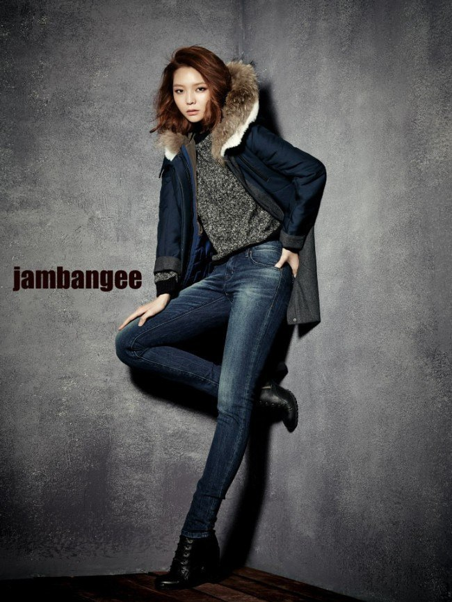 Ahn Jae Hyun and Esom for Jambangee F/W 2014