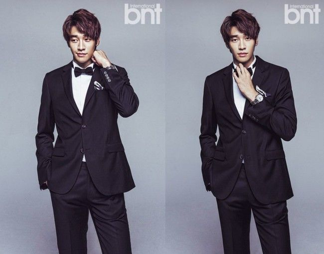 Photo-shoot for bnt magazine