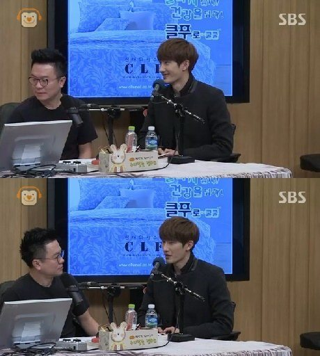 Zhoumi on Cultwo Show