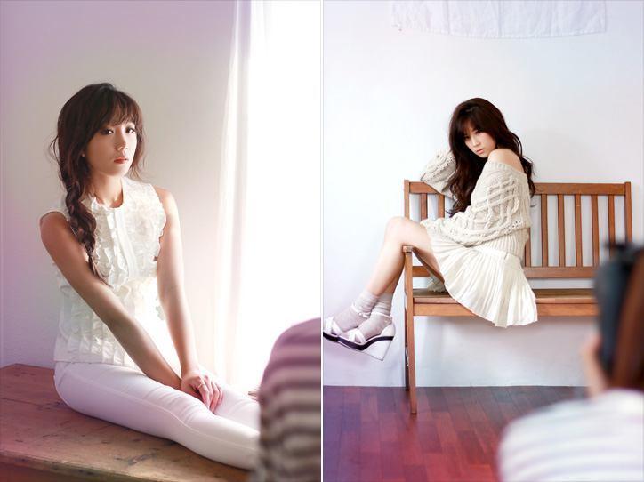 Eunji and Chorong