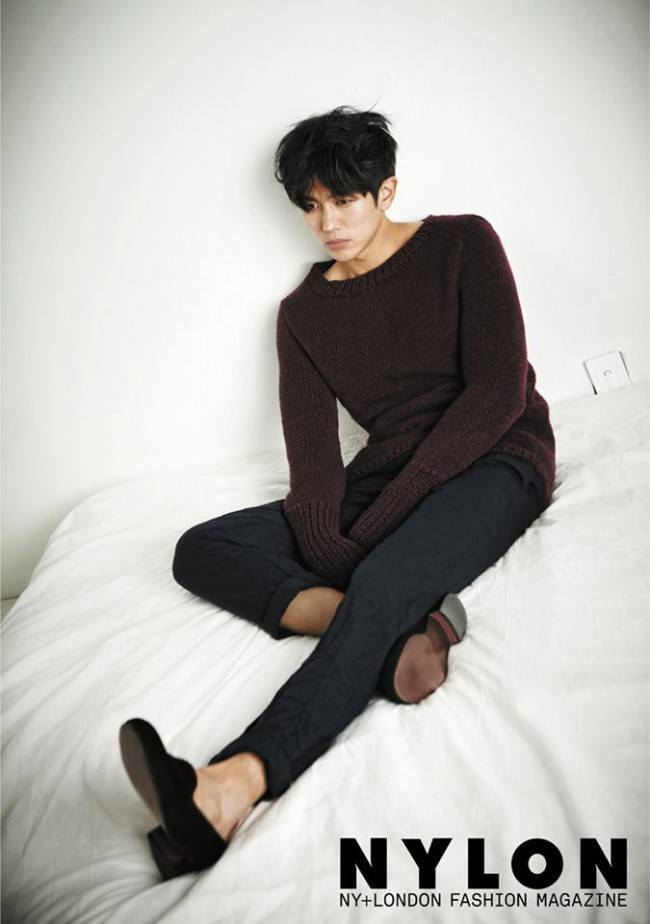 Seulong for Nylon Dec 2014
