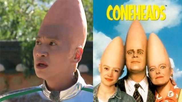 Kwangsoo; Alien Conehead