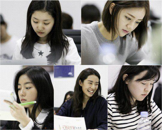 SunAm Girls' High School Detective Team script reading