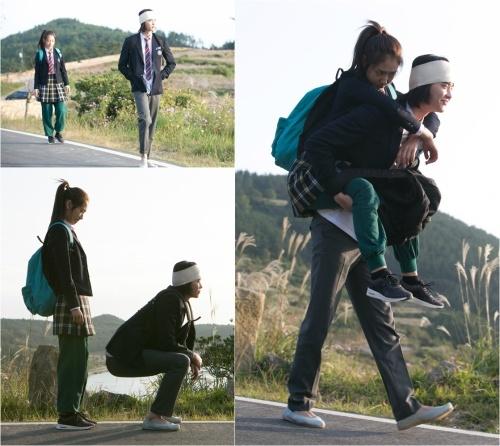 Pinocchio still cuts Park Shin Hye Lee Jong Suk