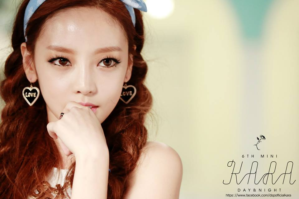 Photo: Goo Hara from MAMMA MIA