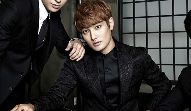 Photo: Kangta from Autumn Breeze SMTOWN