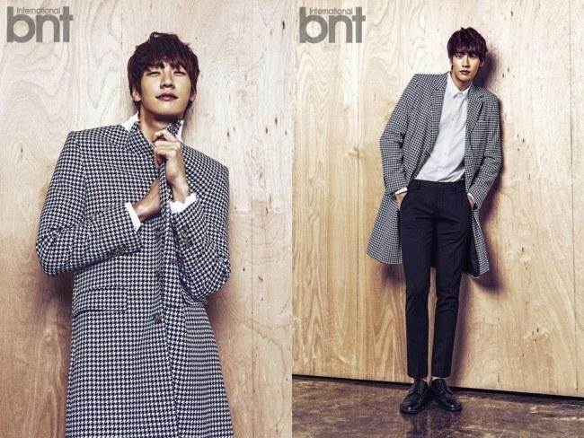 Photo-shoot for bnt magazine