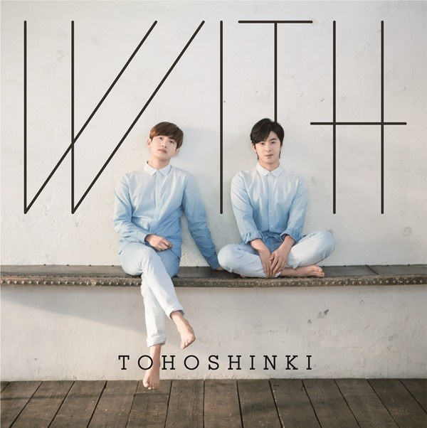 TVXQ WITH album cover Ver C