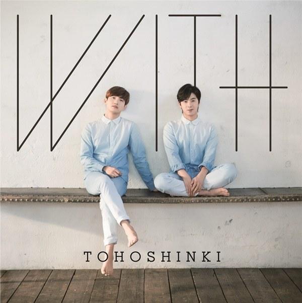 TVXQ WITH album cover Ver C