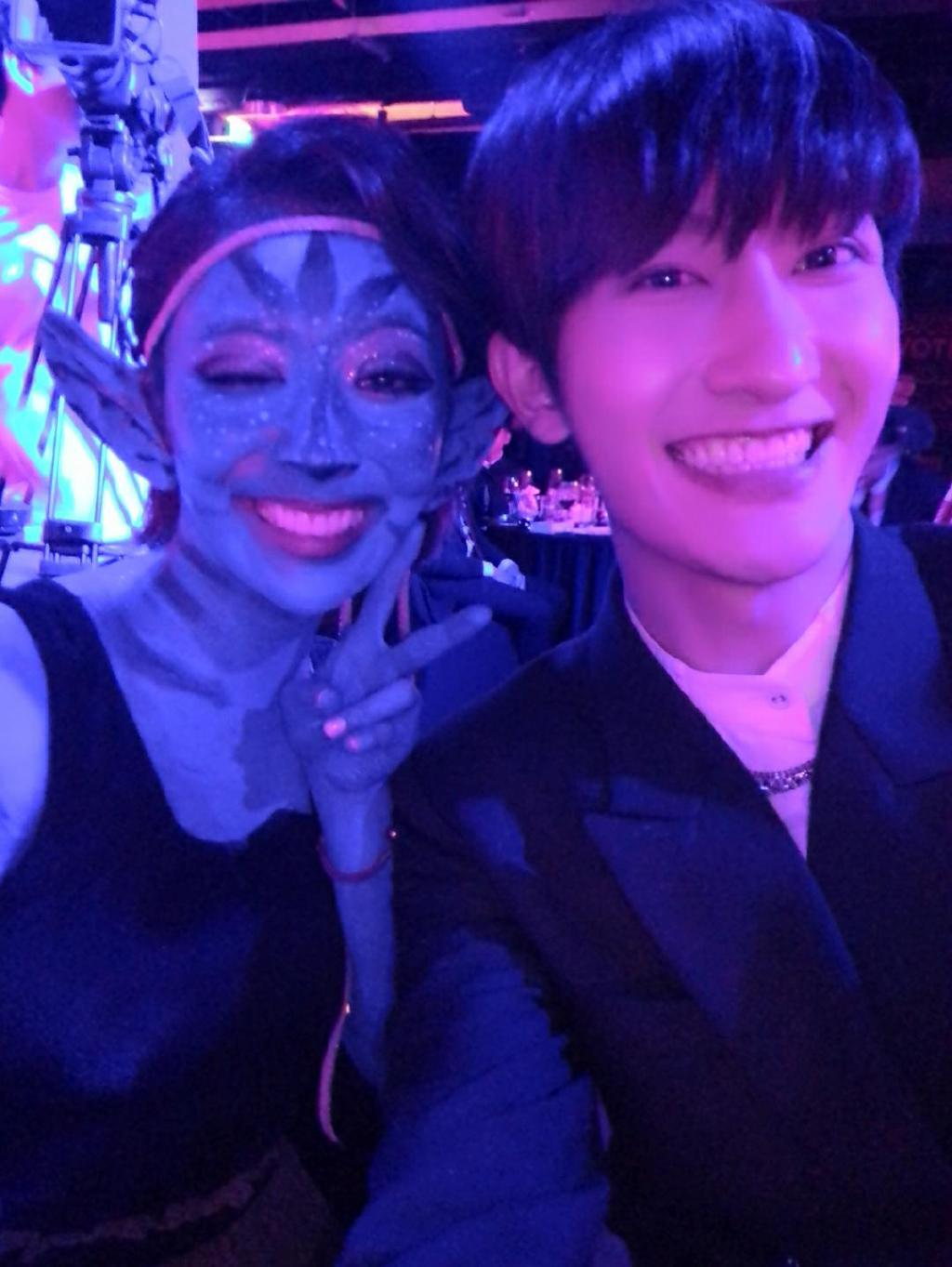 ☆PHOTO] SM family posts pictures from SM Halloween party (Part 2!)