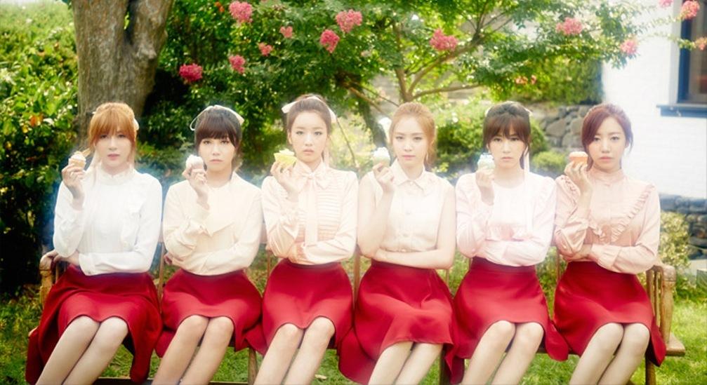 Apink 5th mini album concept photo