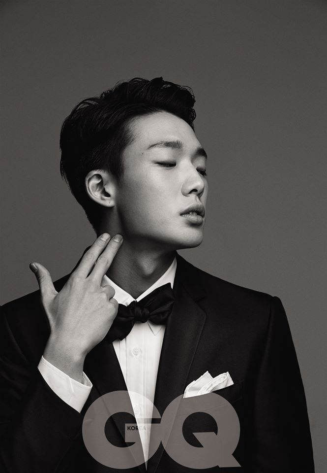 Bobby for GQ Korea Men of the Year 2014
