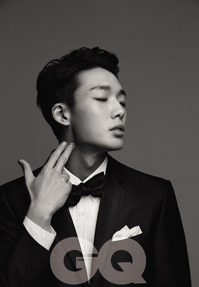 Bobby for GQ Korea Men of the Year 2014