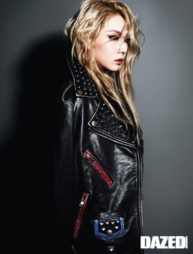 CL for Dazed & Confused Nov 2014