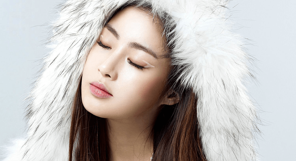 Video kang sora is a winter angel for nylon magazine