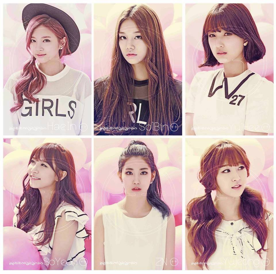 LABOUM gifts fans with concept images and multiple videos of their ...