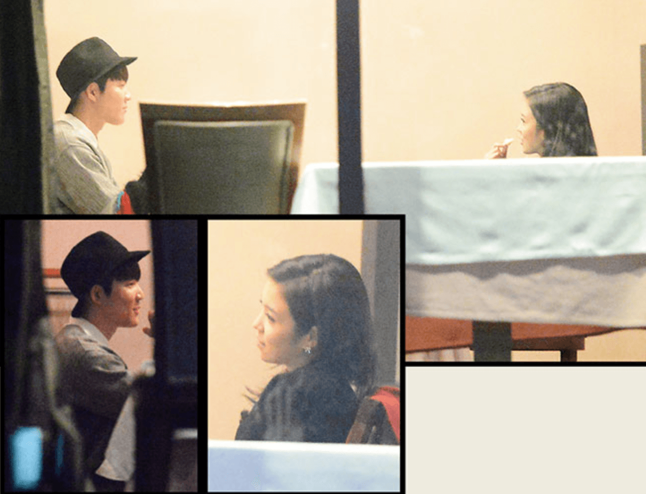 jang ye won dating Visit the post for more kan min youn for starhwabo 'love paparazzi'.