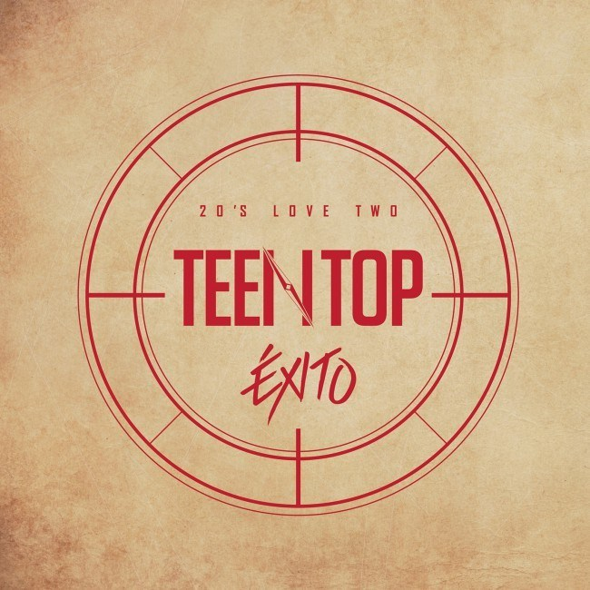 TEEN TOP EXITO repackage album