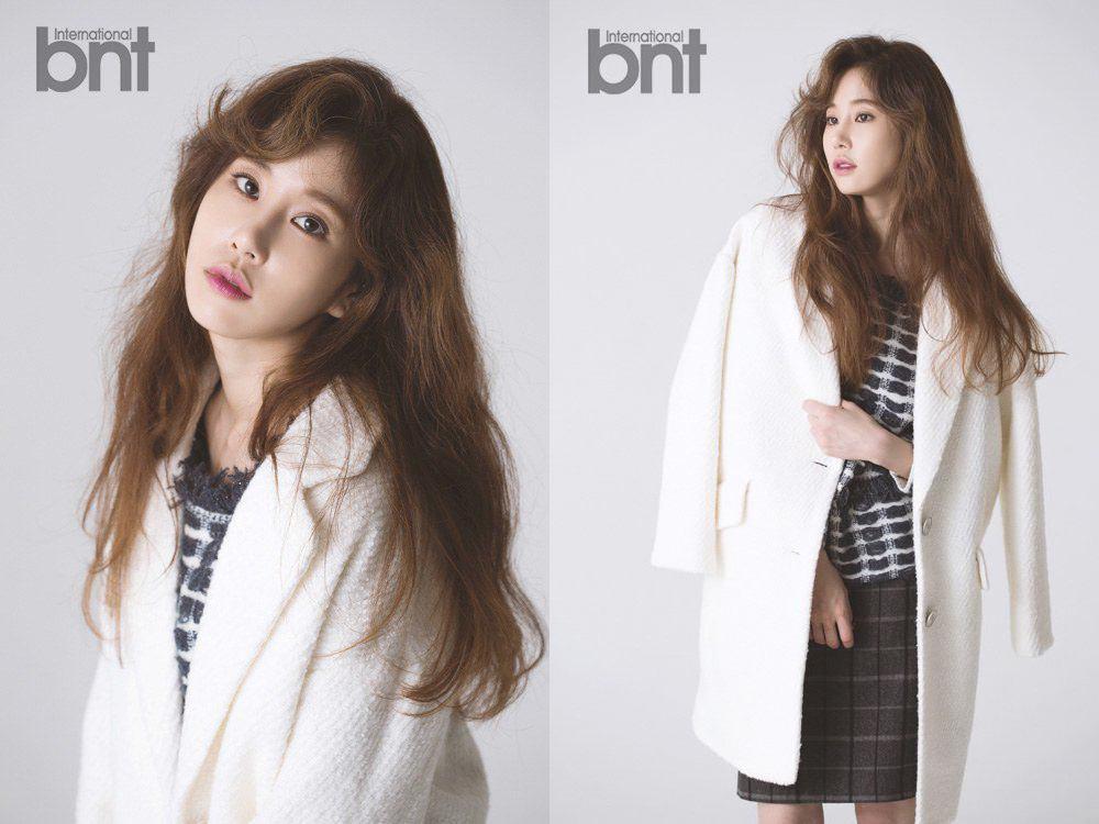 Actress Kim Joo Ri will be playing new daily drama 'The Sun's Seasons'