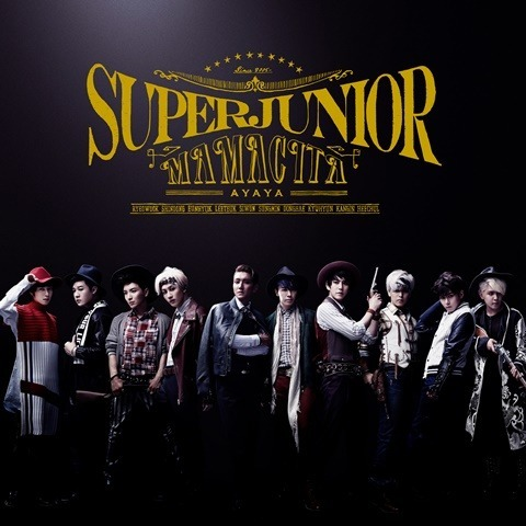 Super Junior MAMACITA Jap Ver