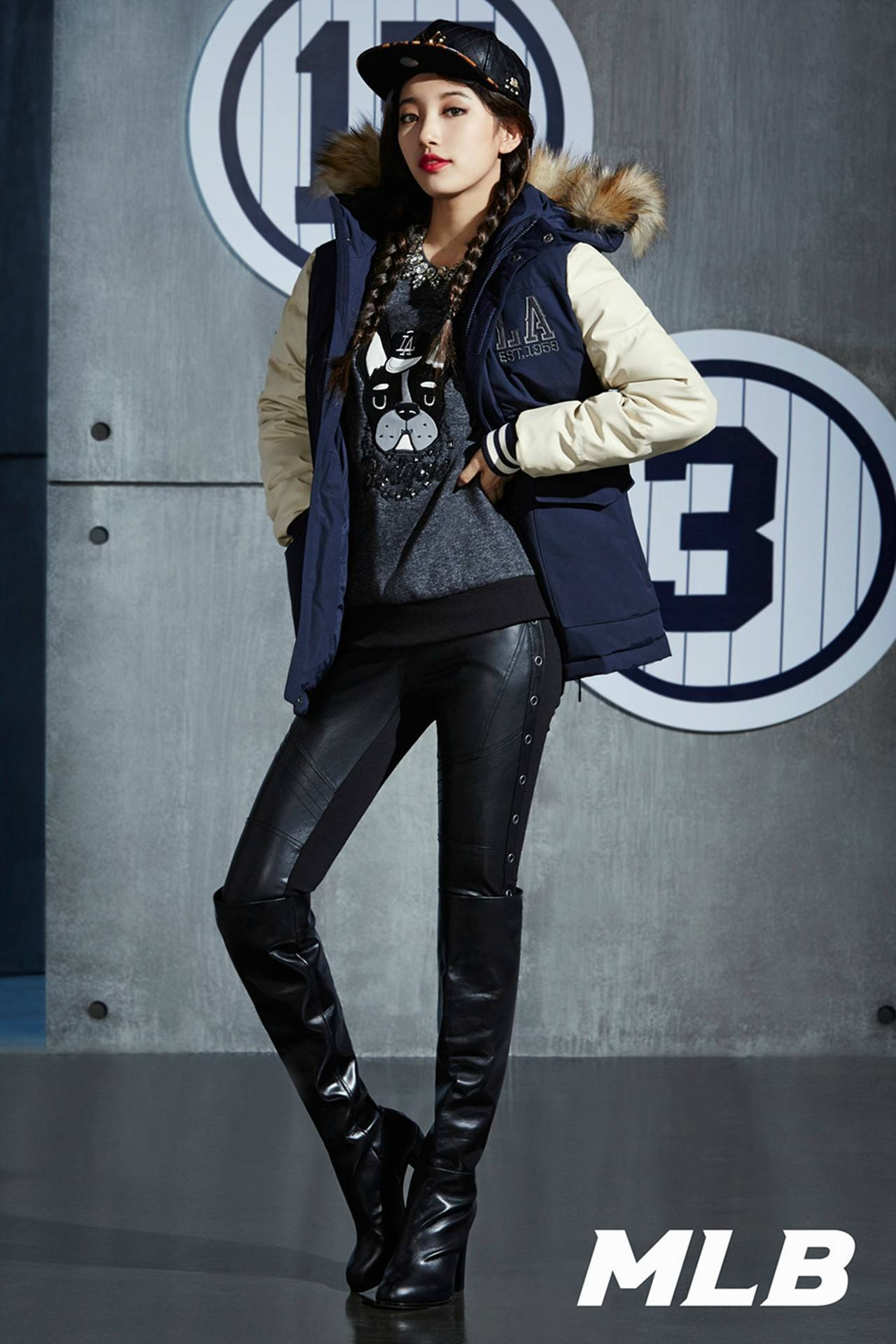 Suzy MLB Winter 2014