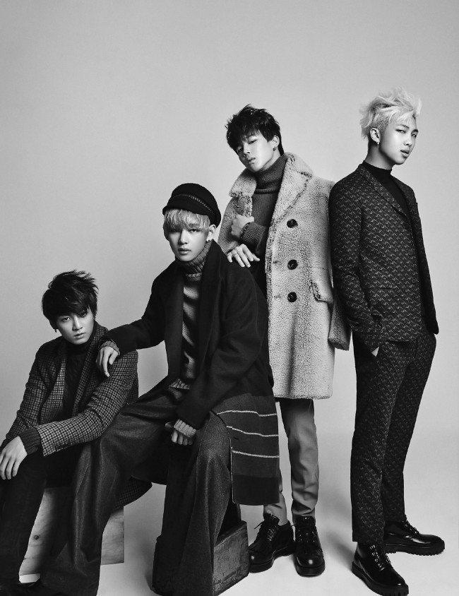 BTS W Korea Dec 2014