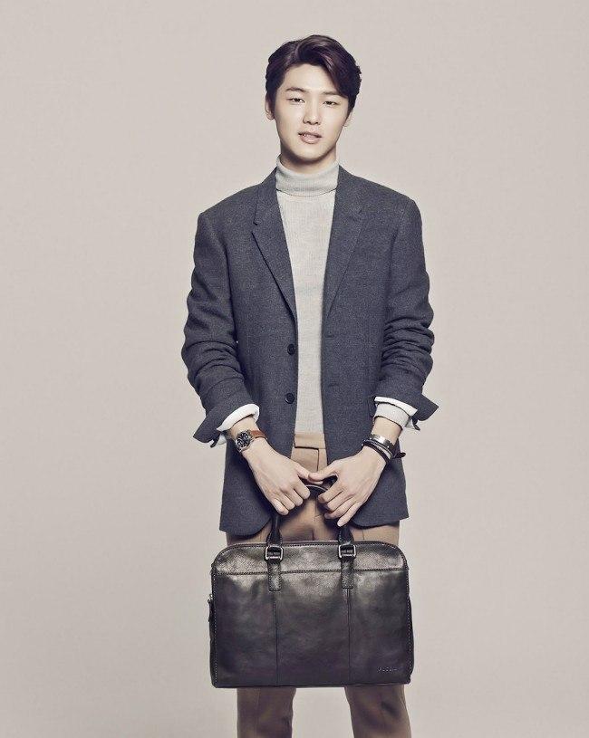 Minhyuk & Yonghwa for GQ