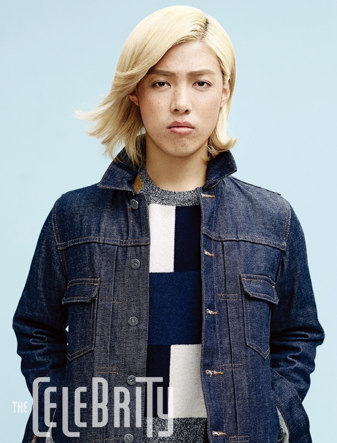 Kangnam for The Celebrity