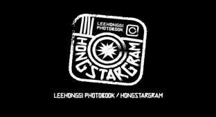 """Lee Hongki's """"Hongstagram"""" photo book"""