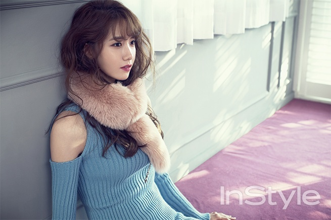 Yoona for InStyle